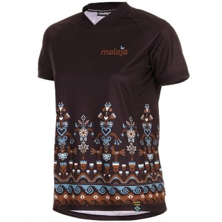 Maloja Sulata M. Freeride Shirt 1/2 moonless