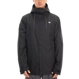686 Foundation Insulated Jacket black