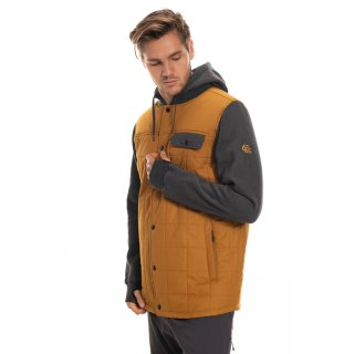 686 Bedwin Insulated Jacket golden brown