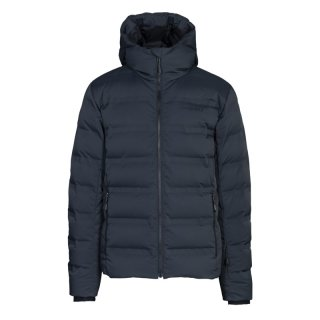 Stöckli Down Jacket urban anthracite