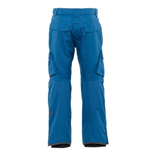 686 Infinity Insulated Cargo Pant blue storm